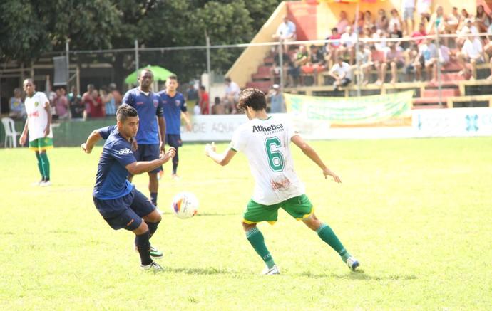 Tupy-ES e Doze empataram sem gols no Gil Bernardes (Foto: Divulgação/Doze FC)