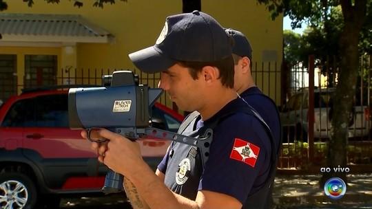 Novo radar em Rio Preto aplica mais de seis mil multas em 20 dias de funcionamento