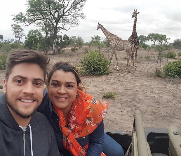 Preta Gil e Rodrigo Godoy (Foto: Reprodução / Instagram)