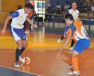 Copa Bancária (Foto: Manoel Façanha)