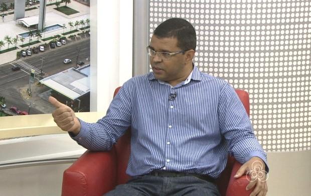 Especialista fala sobre a doença (Foto: Roraima TV)