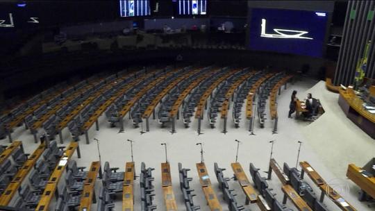 Congresso começa semana quase vazio após Semana Santa e delações