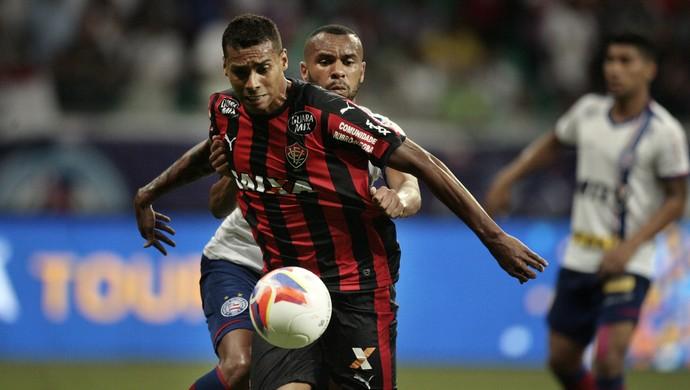 Bahia Vitória Série B (Foto: Raul Spinassé/Agência A Tarde/Estadão Conteúdo)