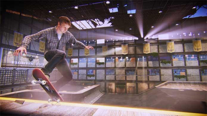 Tony Hawk Pro Skater 5 é nova versão da série (Foto: Divulgação/Activision)