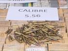 Idoso é preso transportando mais de 60 mil cartuchos de munição no PR