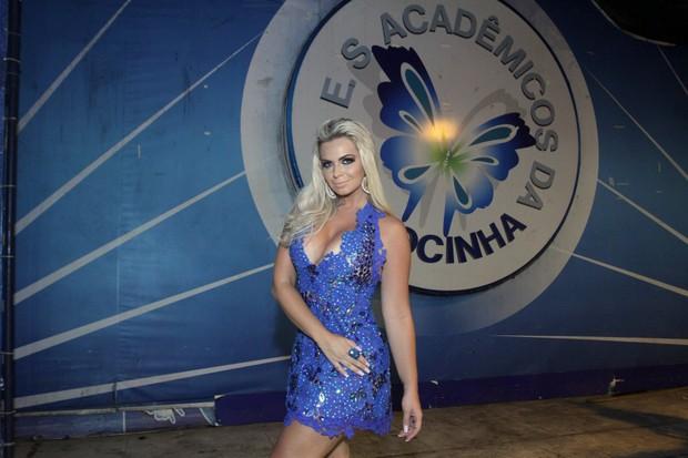 Veridiana Freitas (Foto:  Divulgação Thyago Andrade)