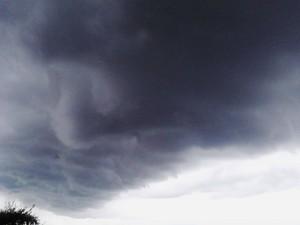 Previsão de chuvas para o Acre neste fim de semana (Foto: Janine Brasil/G1)