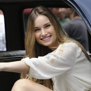 Analú tem fixação pelo ex-motorista da família (TV Globo)