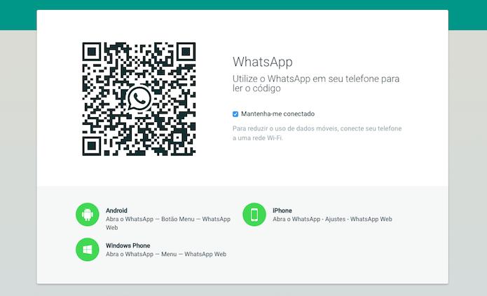 Opção para configurar o WhatsApp Web e adicionar uma nova senha através do WhatsApp Locker (Foto: Reprodução/Marvin Costa)