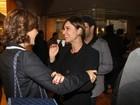 Guilhermina Guinle e Paula Burlamaqui vibram em encontro