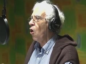 Osmiro Campos, dublador do Professor Girafales (Foto: Reprodução / Facebook / FC Clube do Chespirito)