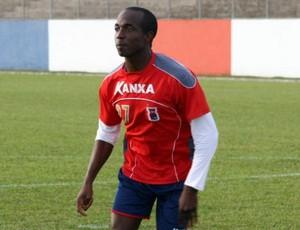 Zé Luis, jogador do Paraná Clube (Foto: Divulgação/Site oficial do Paraná Clube)