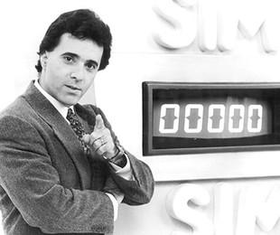 Tony Ramos foi um dos apresentadores do 'Você decide' | Reprodução