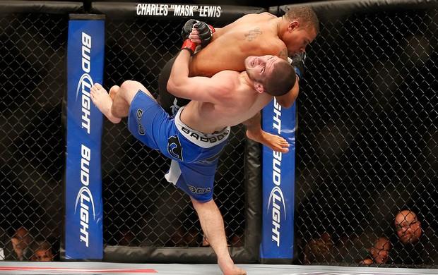 UFC 160 Khabib Nurmagomedov; Abel Trujillo (Foto: Getty Images)