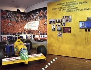 Exibição Schumacher Alemanha (Foto: Reprodução / Facebook)