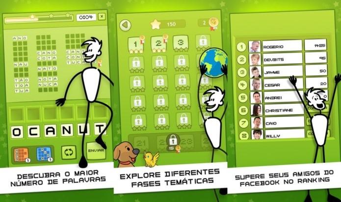 Jogo de caça-palavras é um dos mais populares no iPhone (Foto: Divulgação)