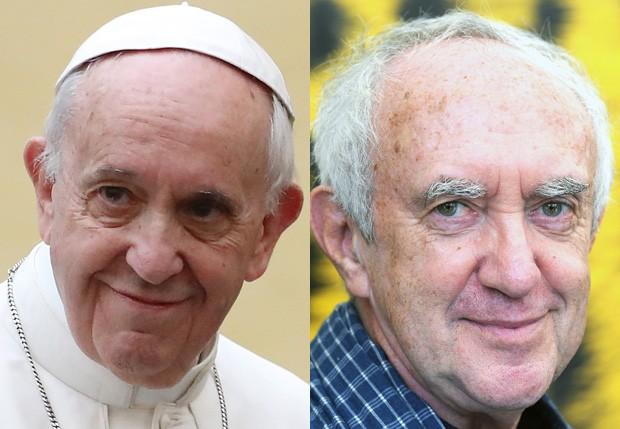 Jonathan Pryce viverá Papa Francisco em filme de Fernando Meirelles (Foto: Getty Images)