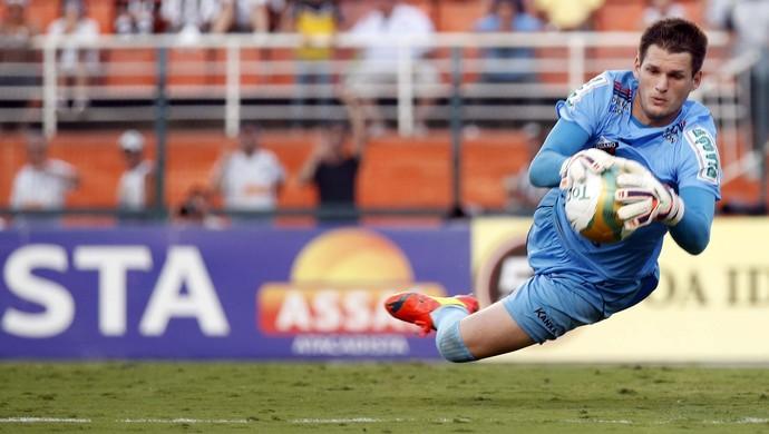 Vagner Goleiro Ituano (Foto: Marcos Ribolli/GloboEsporte.com)