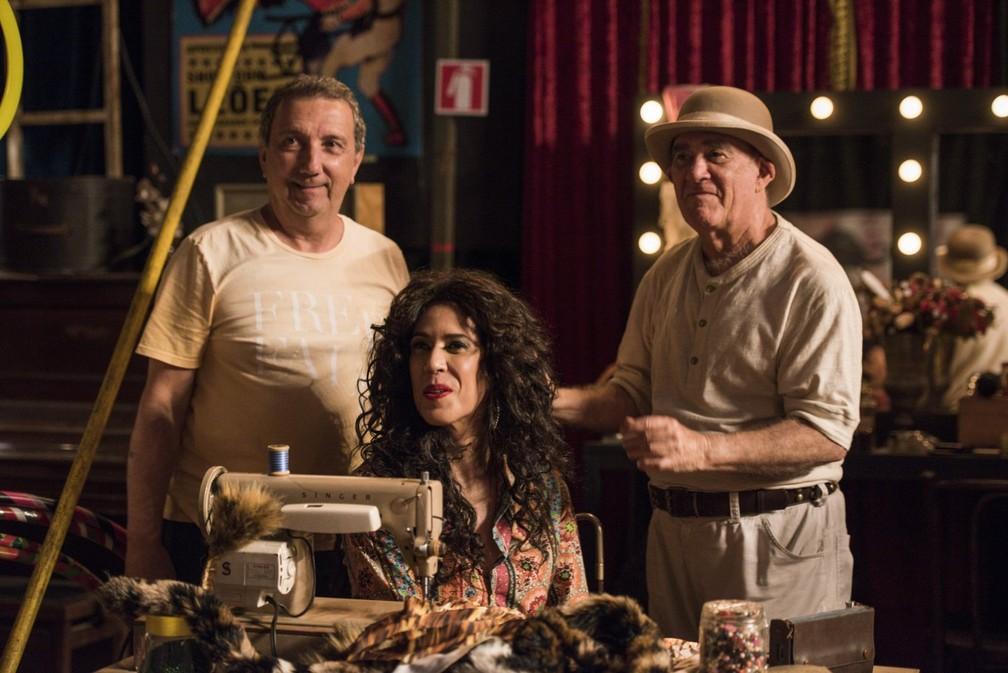 Renato Aragão em 'Os Saltimbancos Trapalhões: Rumo a Hollywood' (Foto: Divulgação)