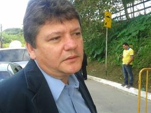 Sileno Guedes, presidente do PSB em Pernambuco (Foto: Katherine Coutinho / G1)