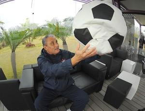 Tite, Corinthians, Entrevista (Foto: Marcos Ribolli / Globoesporte.com)