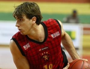Ala Felipe Vezaro, do Sport Recife (Foto: Luiz Pires / LNB)