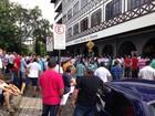 Após assembleia, greve de ônibus continua em Blumenau