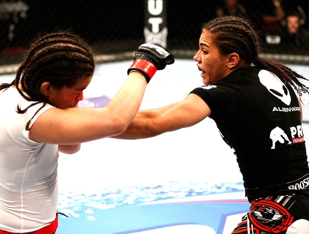 Jessica Andrade luta UFC (Foto: Getty Images)