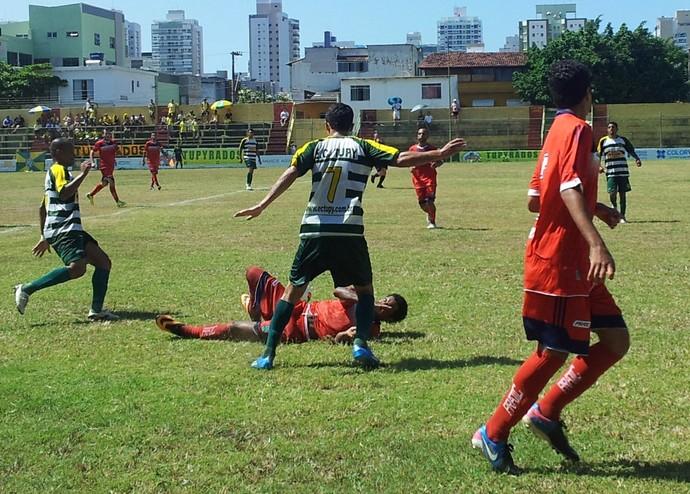 Campeonato Capixaba Série B 2015: Vilavelhense x Tupy-ES (Foto: João Brito/GloboEsporte.com)