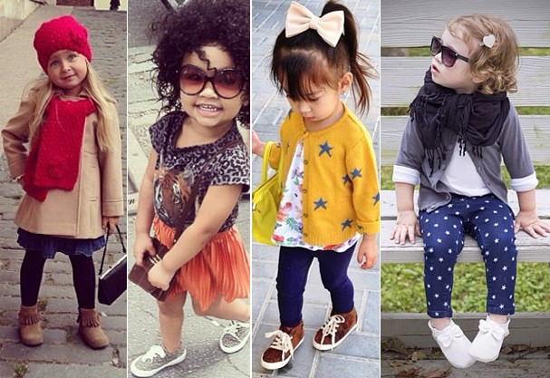 As fofurinhas Danny Anjos, Seleena Doll, Jilly Jose e Samantha Hollins (Foto: Reprodução/Instagram)