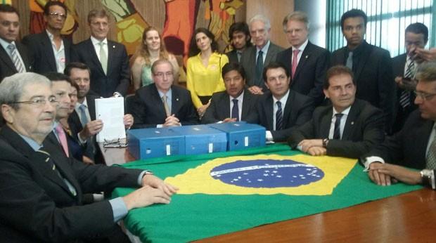 Novo pedido de impeachment de Dilma