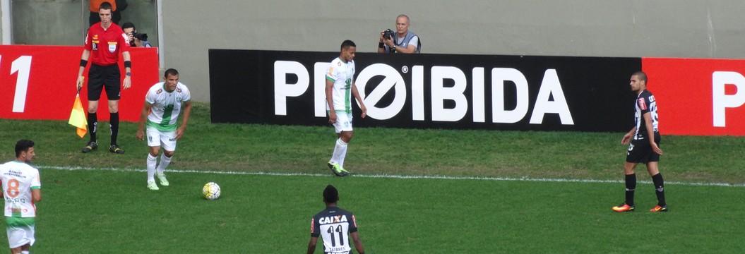Confira os principais lances de América-MG 0 x 1 Atlético-MG pela 11ª rodada do Brasileirão (Fernando Martins)