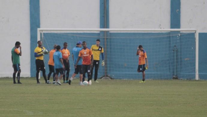 Confiança, treino (Foto: GloboEsporte.com)
