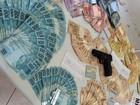 Dupla rouba Correios, PM prende um suspeito e recupera R$ 20 mil em MG
