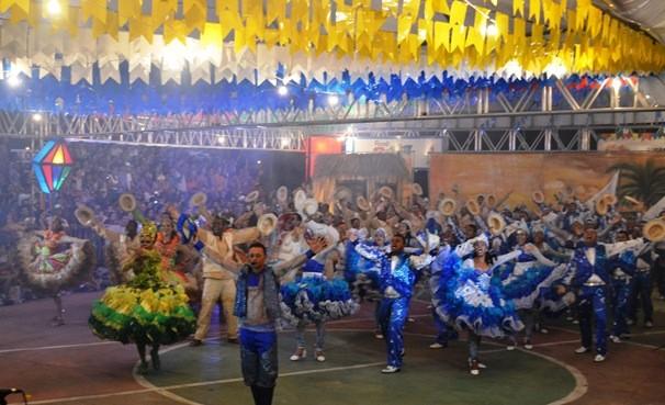 Levanta Poeira (Foto: TV Sergipe/Divulgação)