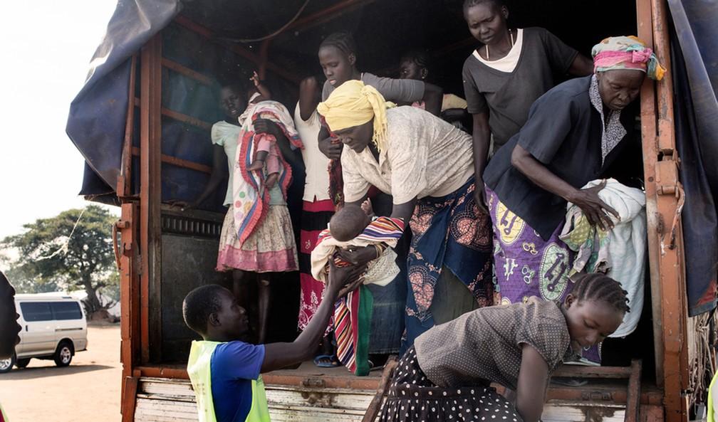 Crianças são metade do número de pessoas em deslocamento forçado no mundo (Foto: Alessandro Penso/UNHCR)