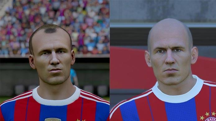 Arjen Robben (Foto: Reprodução/Murilo Molina)