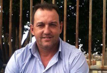 Vitor Hugo, técnico do Gama, no Serejão (Foto: Fabrício Marques / GLOBOESPORTE.COM)
