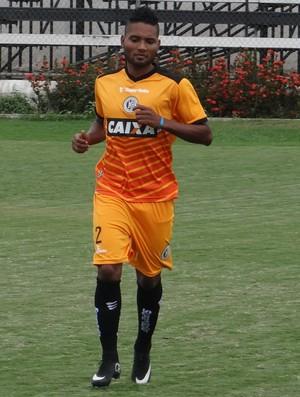 Rayro, lateral do ASA (Foto: Leonardo Freire/GloboEsporte.com)