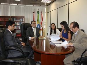 Lançamento do MPEduc ocorreu nesta quarta-feira (17) (Foto: Divulgação/MPF)