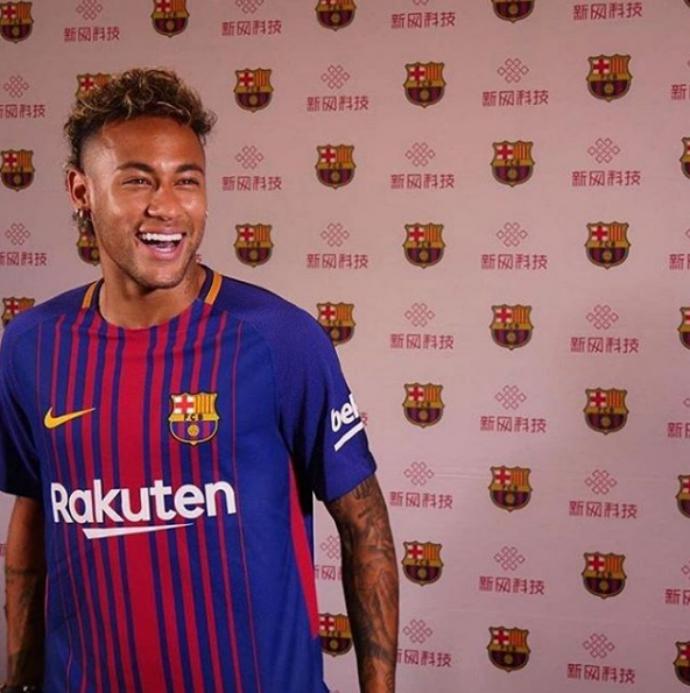Neymar China