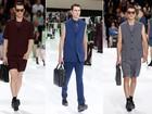 Veja tudo que rolou nas passarelas da semana de moda masculina de Paris