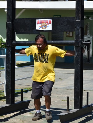 Sandro Ueno Strongman Strong Monster Mogi das Cruzes (Foto: Vitor Geron / Globoesporte.com)