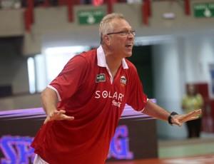 Alberto Bial, Basquete Cearense, técnico (Foto: LC Moreira/Basquete Cearense)