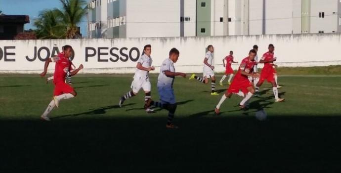 Botafogo-PB, Spartax, Campeonato Paraibano Sub-19 (Foto: Larissa Keren / GloboEsporte.com)