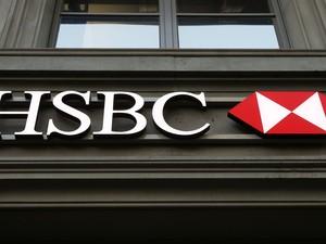 Fachada do HSBC em Zurique, na Suíça (Foto: REUTERS/Arnd Wiegmann)