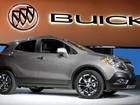 Buick lança SUV compacto de luxo no Salão de Detroit