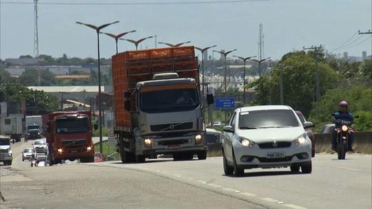 Cresce o nº de ocorrências de caminhoneiros dirigindo sob efeito de substâncias proibidas