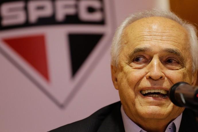 Leco presidente (Foto: Nelson Antoine/Frame/Estadão Conteúdo)
