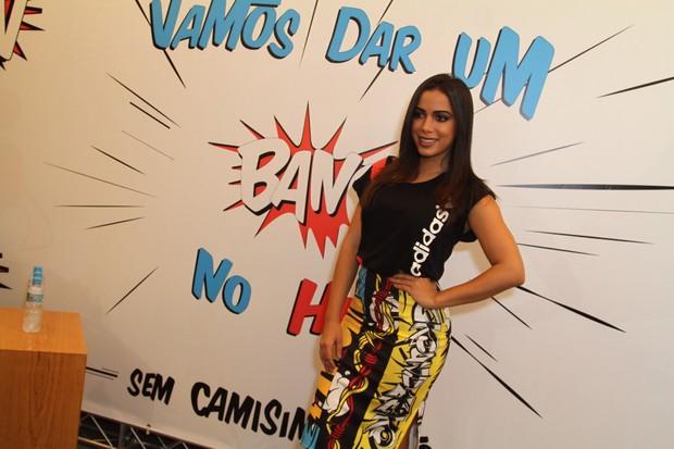 Anitta (Foto: Anderson Borde / AgNews)